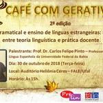 Café com Gerativa - 2ª edição
