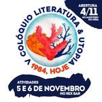 V COLÓQUIO LITERATURA & UTOPIA